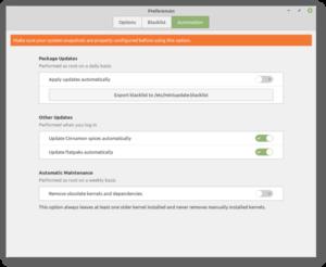 Notizie da Linux Mint: in arrivo Warpinator per Android e aggiornamenti automatici per le Spezie di Cinnamon 5